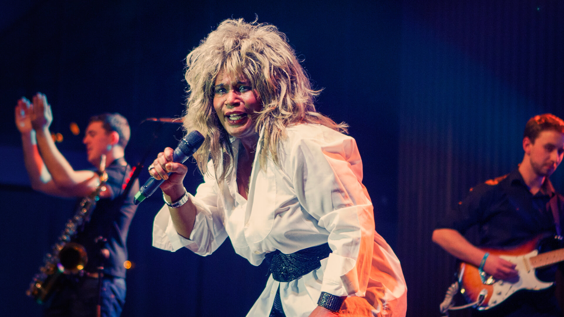 Tina Turner tribute by Kinisha